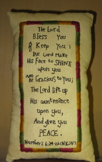 Lord keep You Pillow