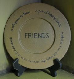 Friend Plate