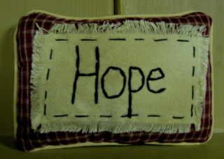 Hope Mini Pillow