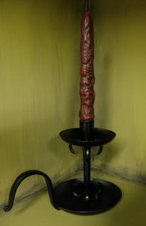 Candleholder, black