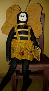 Betty Bee Doll